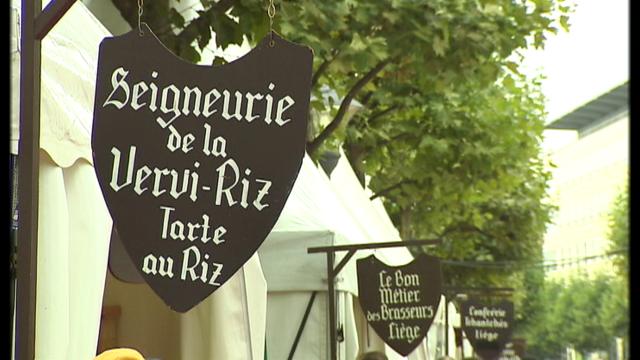 Pas de Fêtes de Wallonie à Liège cette année