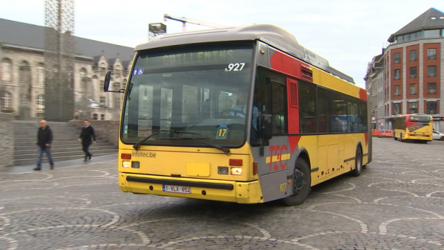 Covid-19 : combien de passagers dans un bus ?