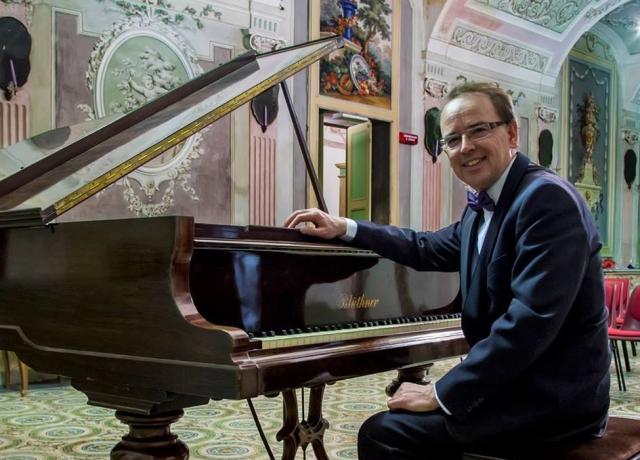 Patrich Dheur en concert au mythique Carnegie Hall de New York