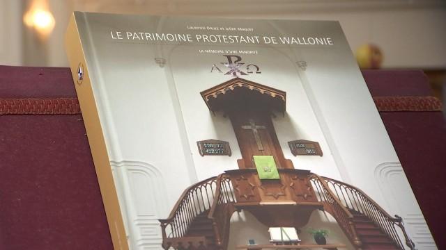 Livre : Le Patrimoine Protestant de Wallonie