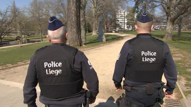 Patrouilles dans les parcs pour veiller au respect du confinement