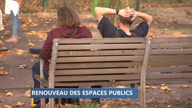 Liège veut plus d'espaces publics pour ses habitants