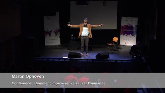 Perspectives : Comment improviser va sauver l'humanité
