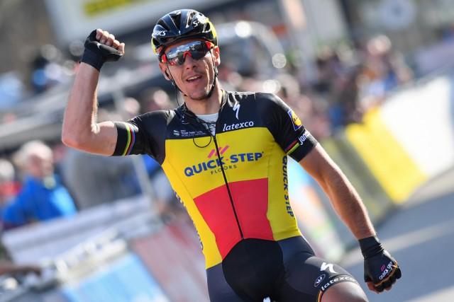 Philippe Gilbert renonce au Giro