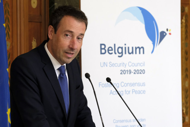 """Philippe Goffin: """"La profession journalistique est un pilier de notre démocratie"""""""