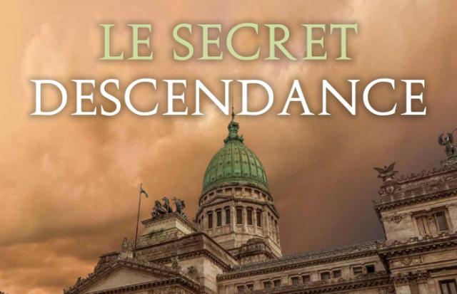 """Philippe Raxhon nous présente """"Le secret descendance"""", son 3ème roman"""