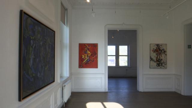 Pierre Lahaut : exposition rétrospective à la Châtaigneraie