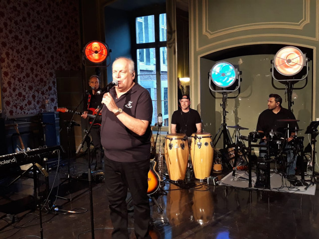 Pierre Theunis retrouve ses musiciens