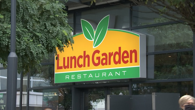 Plan de restructuration pour Lunch Garden