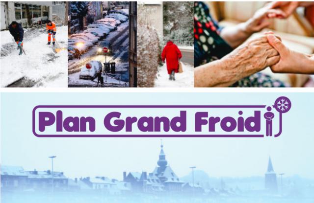 Plan «Grand Froid» dans les communes liégeoises