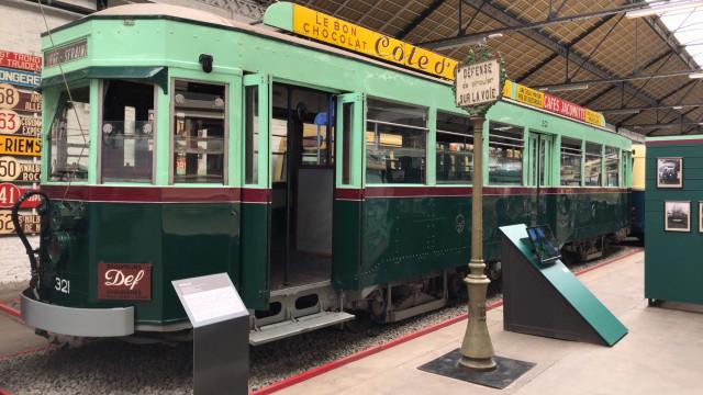 Plongée dans l'histoire des trams liégeois