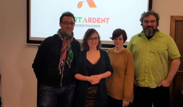 Politique : le Parti Pirate quitte le navire Vert Ardent !