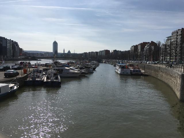 Port des Yachts de Liège à son tour fermé