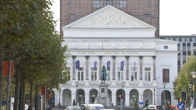 Portes ouvertes virtuelles à l'Opéra Royal de Wallonie
