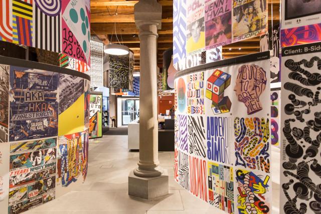 Poster Town : une expo sur l'affichage, aux Chiroux