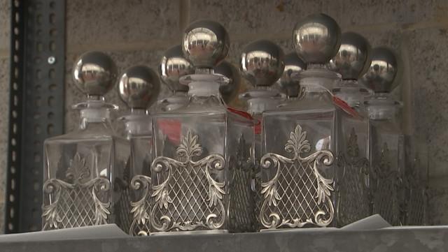 Potstainiers Hutois : des milliers de pièces en liquidation totale