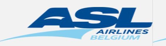 Préavis de grève chez ASL Airlines à Bierset