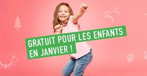 Préhistomuseum : gratuit pour les enfants !