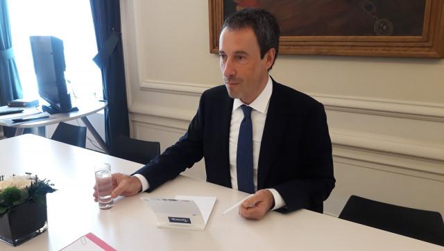 L'intimité du nouveau Ministre Philippe Goffin