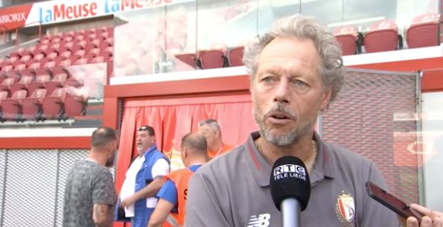 Preud'homme: 'Un match du niveau Europa League'