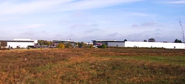 Projet de nouveau centre commercial à Awans