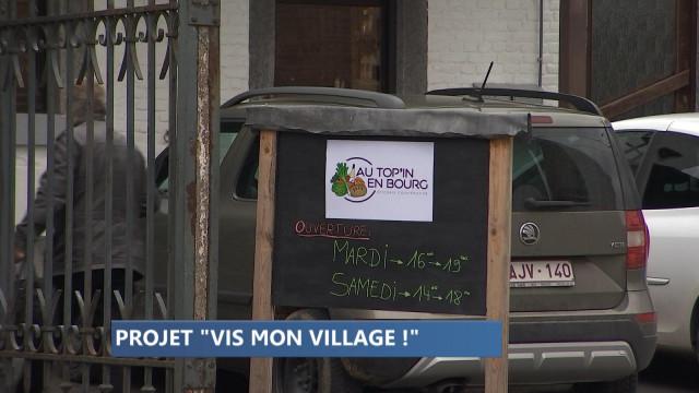 """Villers-le-Bouillet :  """"Vis mon village !"""""""