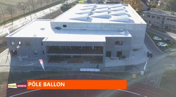 Province Sports : le Pôle Ballon