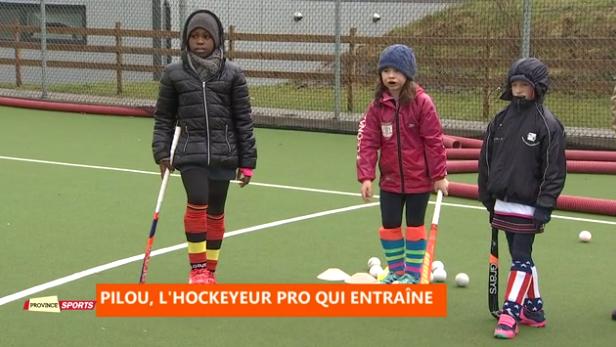 Province sports : portrait d'un hockeyeur liégeois