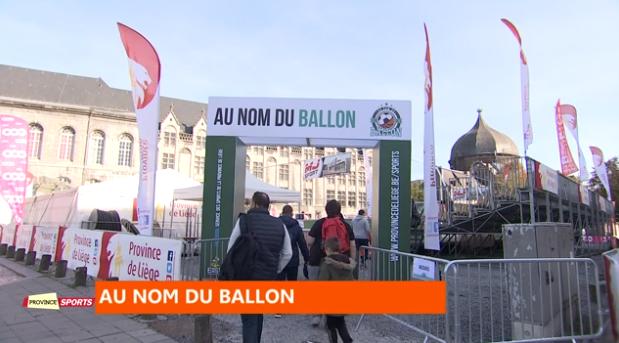 """Province Sports : Village """"Au nom du ballon"""""""