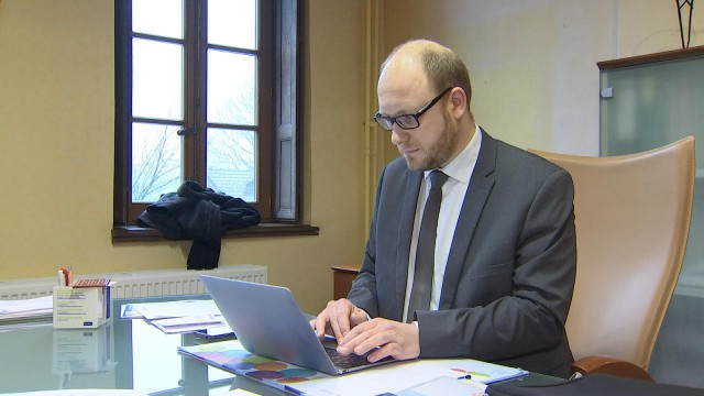 Publifin : Cédric Halin quitte le cdH
