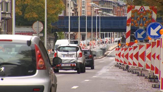 Quai des Ardennes: le chantier mobilité a commencé