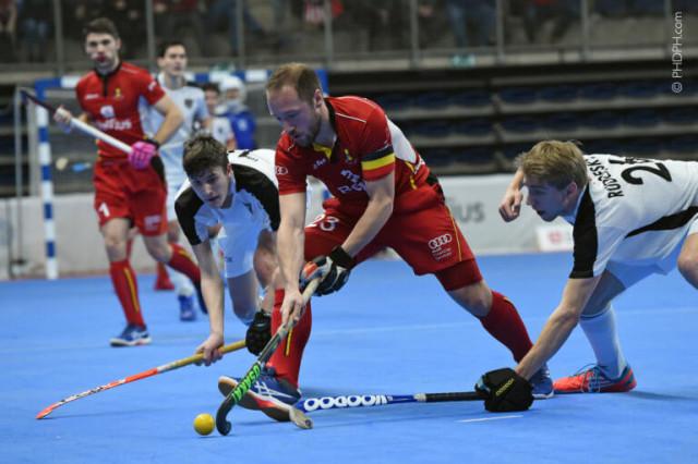 Quand le hockey belge rappelle de manière ludique le report de la coupe du monde à Liège