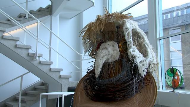 Que cache le masque ? Expo à la Cité Miroir