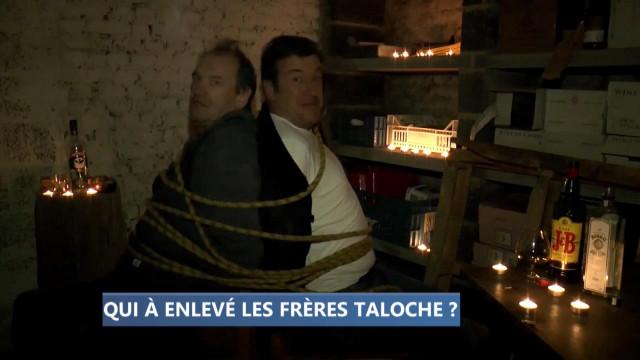 Qui a enlevé les Frères Taloche ? .. à voir à la Bouffonnerie