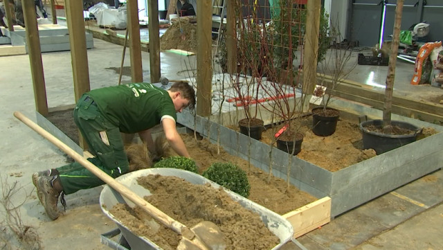 Qui sera le meilleur jeune jardinier de JardinExpo?