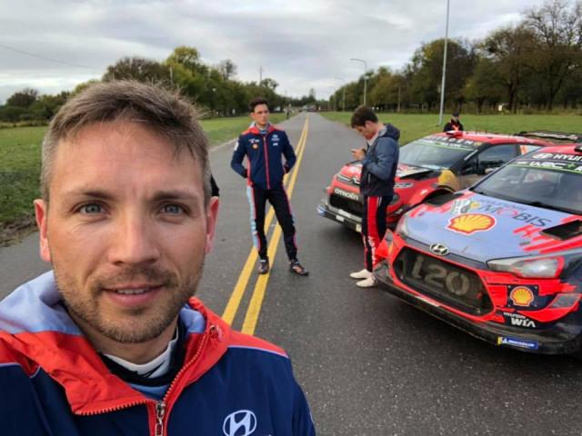 Rallye d'Allemagne : Nicolas Gilsoul compte sur les supporters