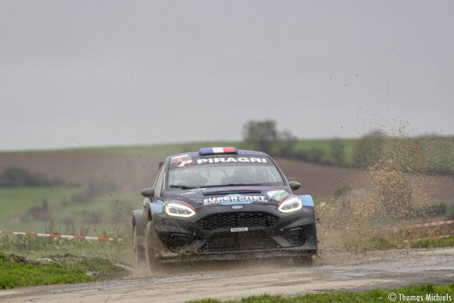 Rallye du Condroz : deuxième victoire consécutive pour Lefebvre
