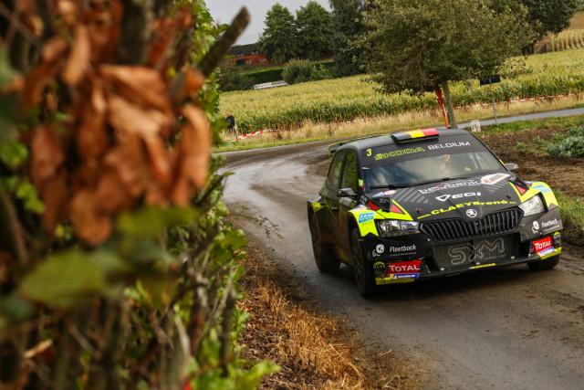 Rallye : le champion de Belgique désigné au Condroz