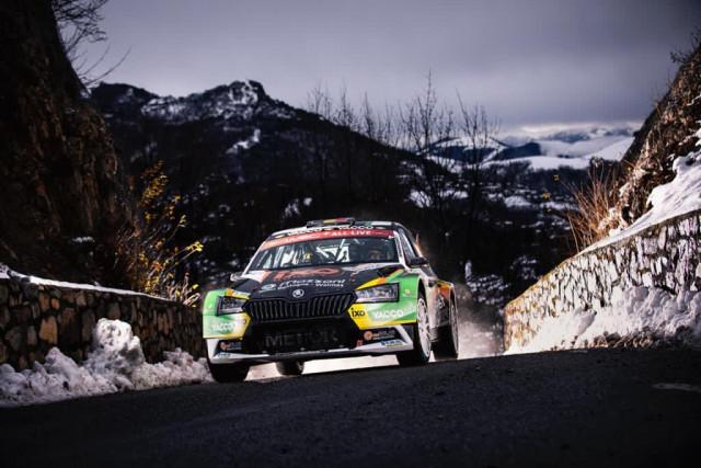 Rallye WRC: De Cecco, la bonne surprise liégeoise