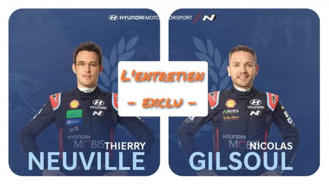 Neuville-Gilsoul: les grandes confidences de la saison WRC