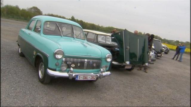 Rassemblement d'ancêtres automobiles ce dimanche à Bierset