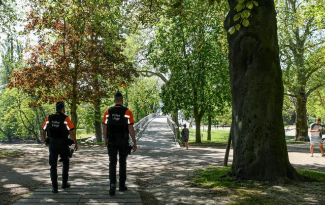Rassemblements collectifs interdits : la police de Liège prône le dialogue