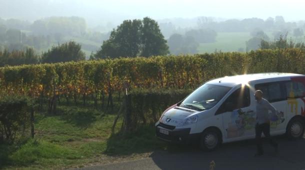 Rat des villes, rat des champs : La route des vins