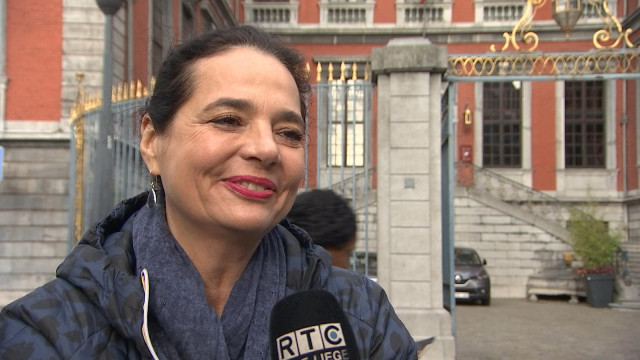 Réaction de Christine Defraigne pour une majorité PS-MR à Liège