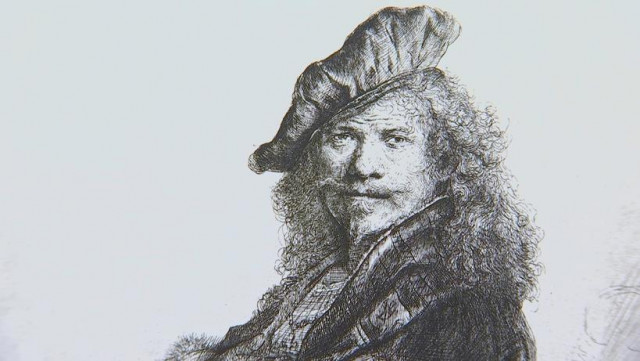 Rembrandt and co au château de Waroux