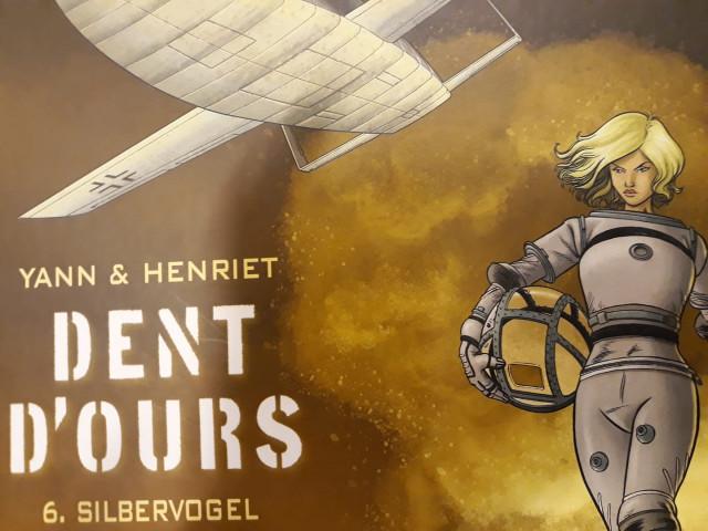 Rencontre avec Alain Henriet le dessinateur de Dent d'ours