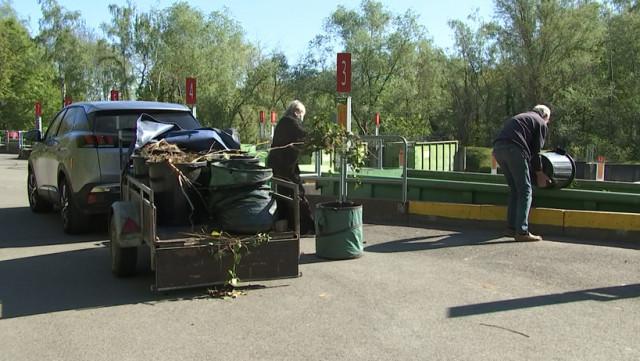 Réouverture de 45 recyparcs dans la zone d'Intradel