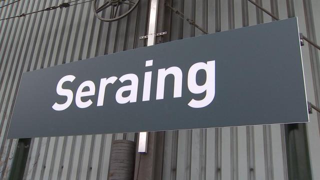 Réouverture de gares Ougrée et Seraing sur la ligne 125 A