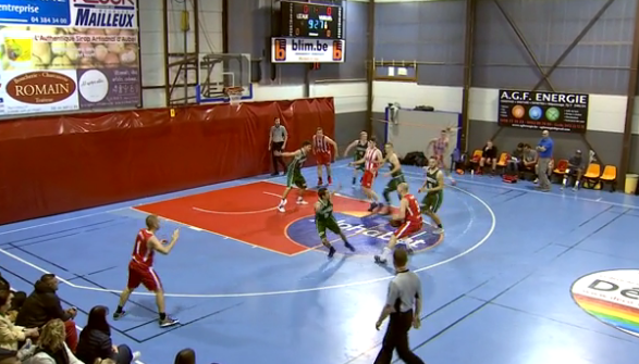 Replay : Basket : Esneux - Comblain