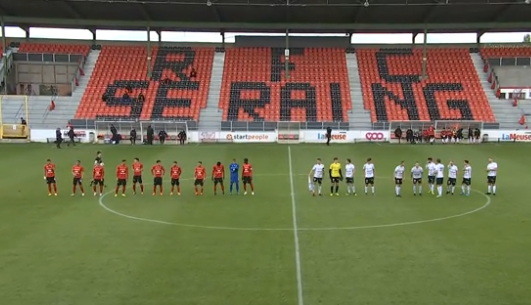 Replay: RFC Seraing - Blankenberge